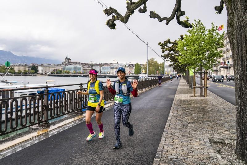 Une édition adaptée et couronnée de succès pour le Harmony Genève Marathon for Unicef