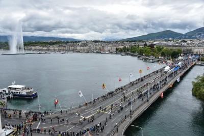 Votre bonne résolution pour 2018 : Courir à Genève
