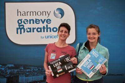 Genève à l'heure du marathon