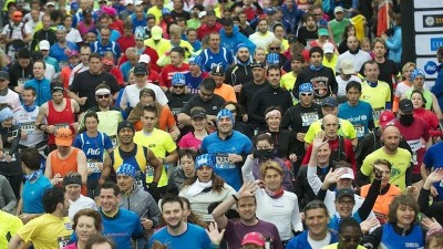 One month to go before the Harmony Geneva Marathon for Unicef