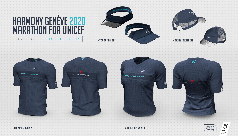 Limited Edition Harmony Geneva Marathon for Unicef