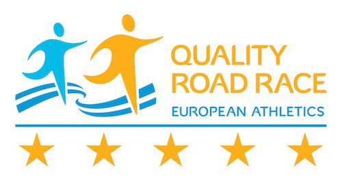 5* quality road race label by European Athletics