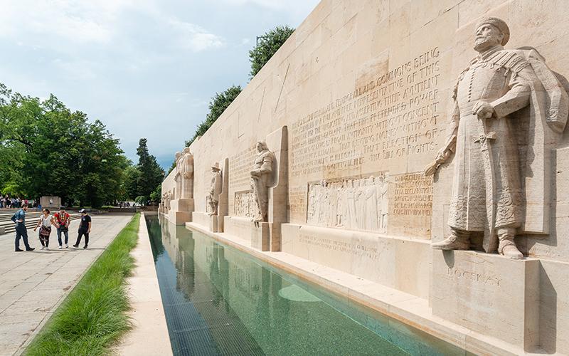 Le Mur Des Réformateurs
